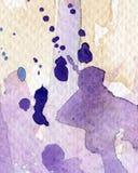 Priorità bassa verniciata dell'acquerello royalty illustrazione gratis