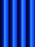 Priorità bassa verticale blu astratta Fotografie Stock