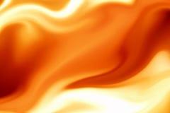 Priorità bassa arancione astratta Fotografia Stock Libera da Diritti