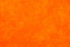 Priorità bassa arancione semplice Immagini Stock
