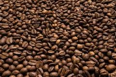 Priorit? bassa arrostita dei chicchi di caff? fotografia stock libera da diritti
