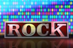 Priorità bassa astratta della roccia Fotografia Stock