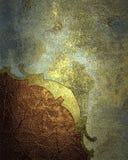 Priorità bassa astratta di Grunge Elemento per progettazione Mascherina per il disegno copi lo spazio per l'opuscolo dell'annunci Fotografie Stock