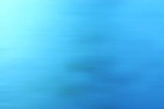 Priorità bassa blu fredda Fotografia Stock