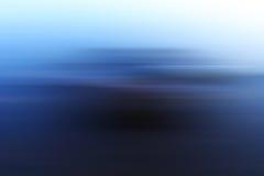 Priorità bassa blu fredda Fotografie Stock