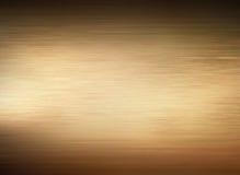 Priorità bassa bronze di struttura del metallo del bicromato di potassio Fotografia Stock Libera da Diritti