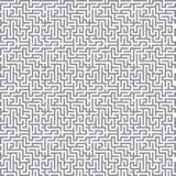 Priorità bassa del labirinto Fotografia Stock