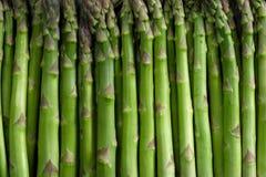 Priorità bassa dell'asparago Immagine Stock