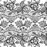 Priorità bassa della Boemia zingaresca floreale di stile Immagini Stock Libere da Diritti