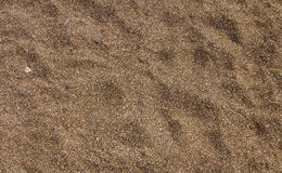 Priorità bassa della sabbia Fotografia Stock Libera da Diritti