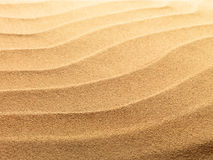 Priorità bassa della sabbia della spiaggia Immagini Stock Libere da Diritti