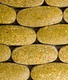 Priorità bassa delle vitamine Fotografia Stock