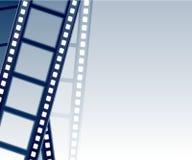 Priorità bassa di Filmstrip Fotografia Stock Libera da Diritti