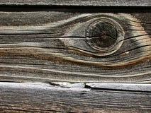 Priorità bassa di legno del granulo con l'occhio Immagine Stock Libera da Diritti