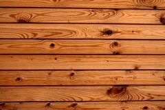Priorità bassa di legno scura Immagine Stock Libera da Diritti