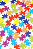 Priorità bassa di puzzle Immagini Stock Libere da Diritti