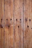 Priorità bassa granulosa di legno Immagini Stock Libere da Diritti