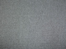 Priorità bassa grigia di struttura del tessuto Fotografia Stock