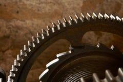 Priorità bassa meccanica Fotografie Stock