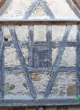 Priorit? bassa medioevale della parete immagine stock