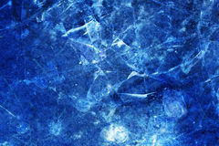 Priorità bassa rotta del ghiaccio Immagini Stock Libere da Diritti
