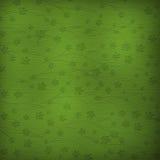 Priorità bassa verde di Grunge Fotografie Stock