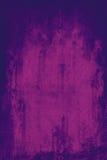 Priorità bassa viola di Grunge Fotografia Stock Libera da Diritti