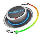 Priority Stock Image
