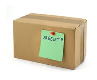 Priority package #2 Stock Photography