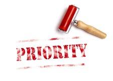 Priority Royalty Free Stock Photos