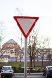 Priority sign Stock Photo