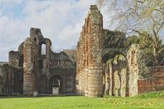 Priory 2 di Colchester Fotografie Stock Libere da Diritti