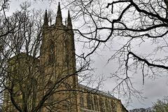 Free Priory Church Of St Mary, Bridlington 2, In Easter 2019. Royalty Free Stock Photography - 144215137