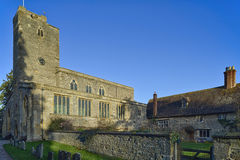 Priory Church of Saint Mary Stock Photography