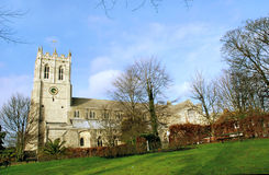 Priory de Christchurch Images libres de droits