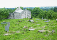 Priory de Dungiven photo stock
