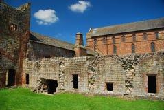 Priory de Lanercost, Brampton, Angleterre images stock