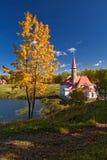 priory de palais d'automne photos libres de droits