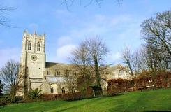 Priory di Christchurch Immagini Stock Libere da Diritti