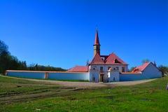 Priory pałac Gatchina petersburg Rosji st Fotografia Royalty Free