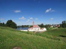 Priory Palace, Gatchina. Priory Palace in Gatchina Park Royalty Free Stock Images