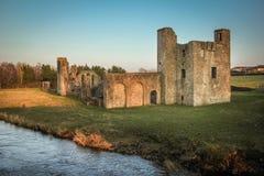 Priory St John Baptystyczny podstrzyżenie Irlandia zdjęcie stock