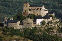 Priory von Sion Lizenzfreies Stockfoto