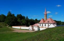 Priorypalast Konstruiert für den russischen großartigen Priory der Ordnung von Johannes, wurde er der Ordnung durch eine Verordnu Lizenzfreies Stockbild