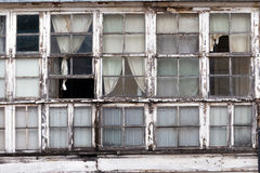 Périphéries de ville Photographie stock libre de droits