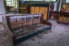 Pripyat στην Ουκρανία Στοκ εικόνες με δικαίωμα ελεύθερης χρήσης