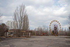 Pripyat Royalty Free Stock Images