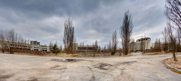 Pripyat Royalty Free Stock Photography