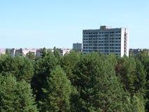 Pripyat Fotografía de archivo libre de regalías