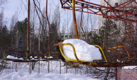 Pripyat Amusement Park Stock Photo